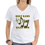 Band Women's V-Neck T-Shirt