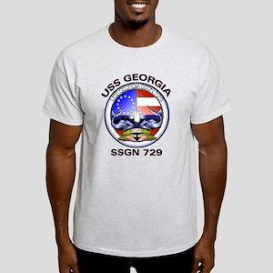 Uss Georgia Ssgn 729 Light T-Shirt