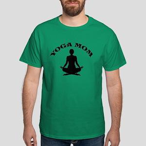 Yoga Mom Dark T-Shirt