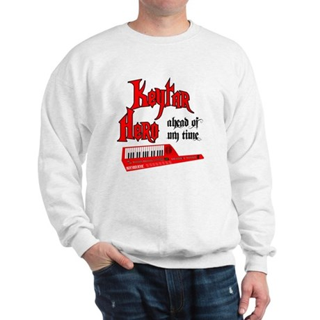 Keytar Hero Sweatshirt