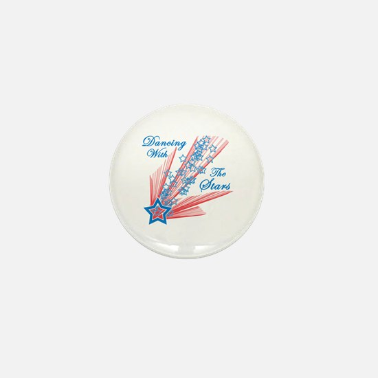 Dancing with the Stars Mini Button