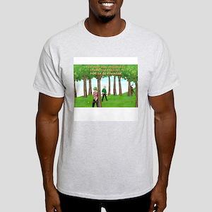 Deer hunter Ash Grey T-Shirt