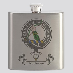 Badge - MacInnes Flask