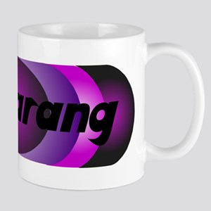 Bangarang Purple Mug