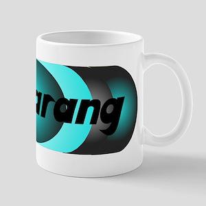 Bangarang Blue Mug