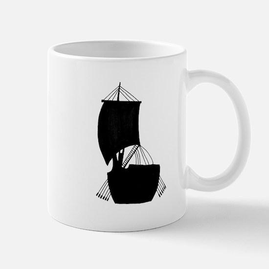The Wine Thief: First Mate's Mug