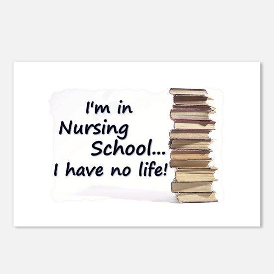 Nursing School Postcards (Package of 8)