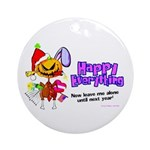 Happy Everything ! Ornament (Round)