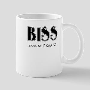 BISS Mug