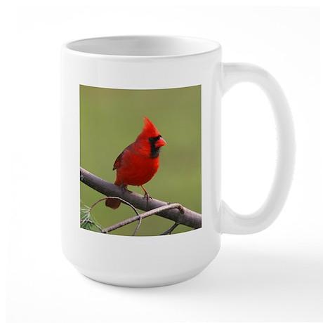Bird Photo Large Mug