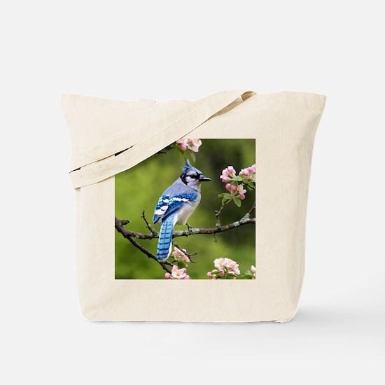 Bird Photo Tote Bag