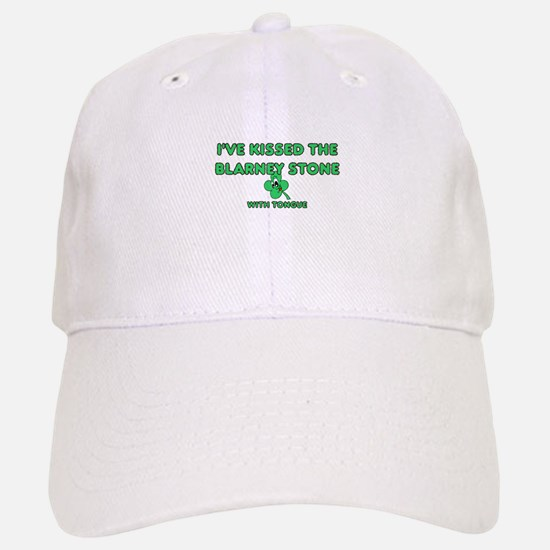 I've Kissed The Blarney Stone Baseball Baseball Cap