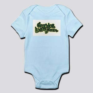 Granda's Lucky Charm Infant Bodysuit
