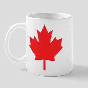 Big A** Maple Leaf Mug