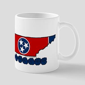 ILY Tennessee Mug