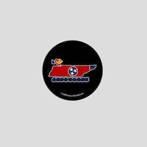 ILY Tennessee Mini Button