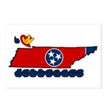 ILY Tennessee Postcards (Package of 8)