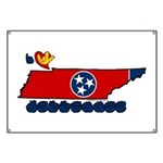 ILY Tennessee Banner