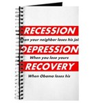 Recession Depression Recovery Journal