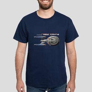 Enterprise E Dark T-Shirt