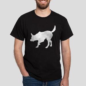 Australian Kelpie Black T-Shirt