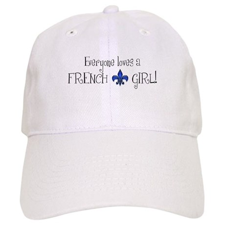 Everyone loves a French Girl! Cap