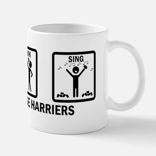 Run, Drink, Sing Mug