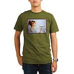 Dove Organic Men's T-Shirt (dark)