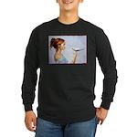 Dove Long Sleeve Dark T-Shirt