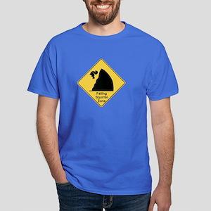 Falling Squirrel Zone Dark T-Shirt