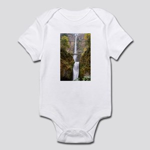 Multnomah Falls Oregon Infant Bodysuit