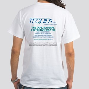 Ask your Doctor or Bartender White T-Shirt