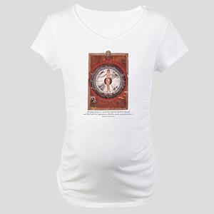HB Human Vessel Maternity T-Shirt
