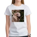 "White Borzoi ""Tersai"" Women's T-Shirt"