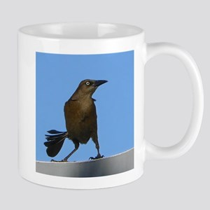 The Great-Tailed Grackle Mug