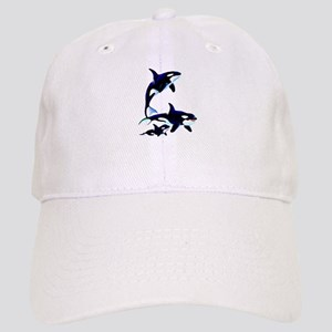 Killer Whale Family Cap
