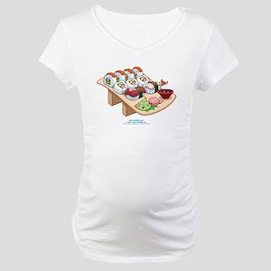 Kawaii California Roll and Sushi Nigiri Maternity