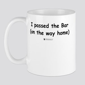 Passed the Bar -  Mug
