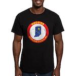 HKS Men's Fitted T-Shirt (dark)