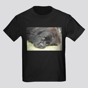 Relaxed Kids Dark T-Shirt