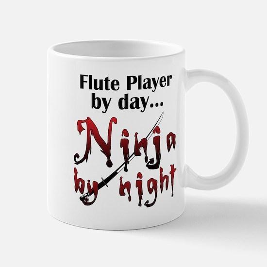 Flute Ninja Mug