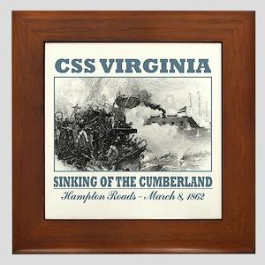 CSS Virginia Framed Tile