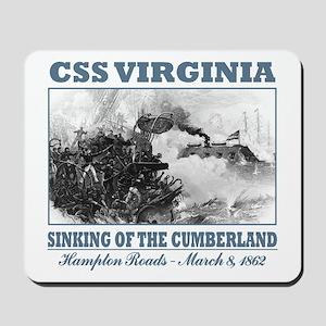CSS Virginia Mousepad