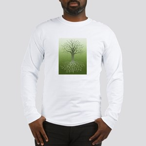 Solstice Tree Long Sleeve T-Shirt