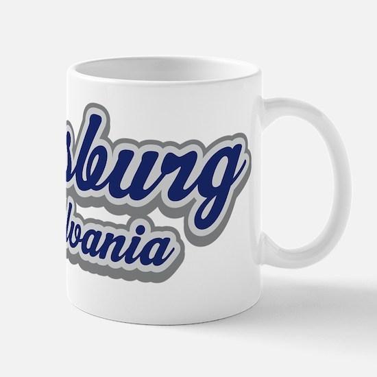 Retro Gettysburg PA Mug