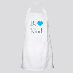 """""""Be Kind"""" with a heart. BBQ Apron"""