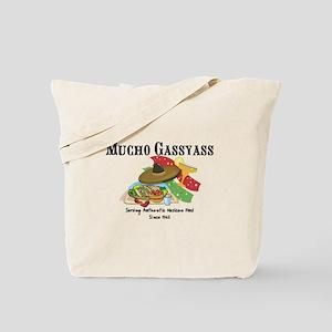 Mucho Gassyass Tote Bag