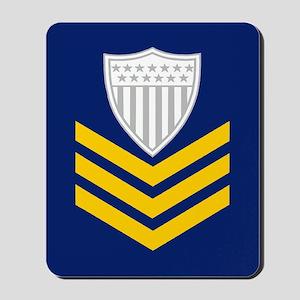 Petty Officer First Class Mousepad 2