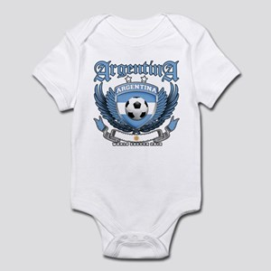 Argentina 2010 World Soccer Infant Bodysuit