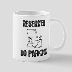Reserved Parking Mug
